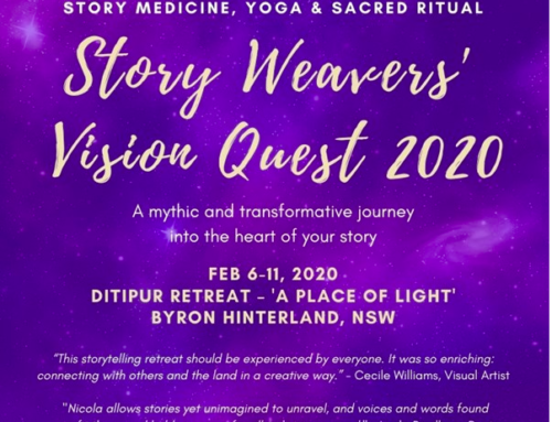 Story Weavers' Vision Quest 2020